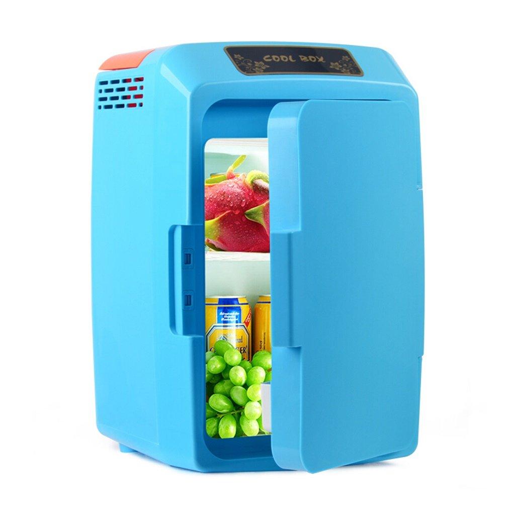 Tx- Car Refrigerator 12L Car Home Dual Use Mini Cold and Warm Incubator Refrigeration Apartment Refrigeration Mini Fridge