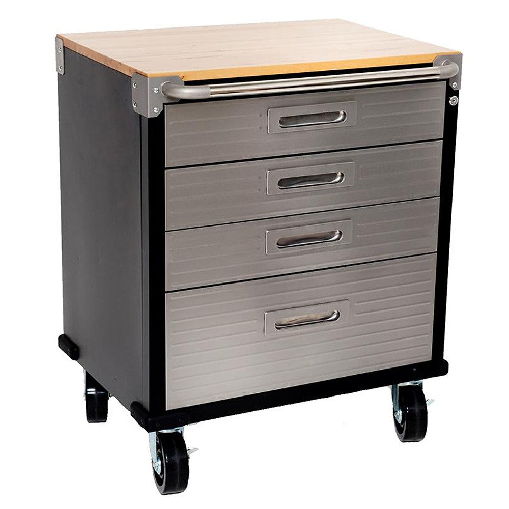 Garage 4 Drawer Roller Cabinet Commercial Quality By Seville ClassicsUltra  HD: Amazon.co.uk: Kitchen U0026 Home