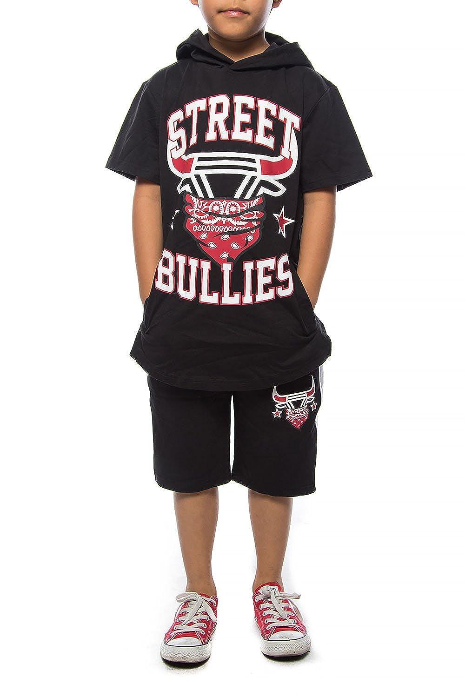 GENx New Boys Kids Fashion Bandana Street Bullies Waistband Pants H7S412K