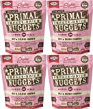 Primal Freeze-Dried Nuggets Beef & Salmon Formula Cats 22oz (4 x 5.5oz)