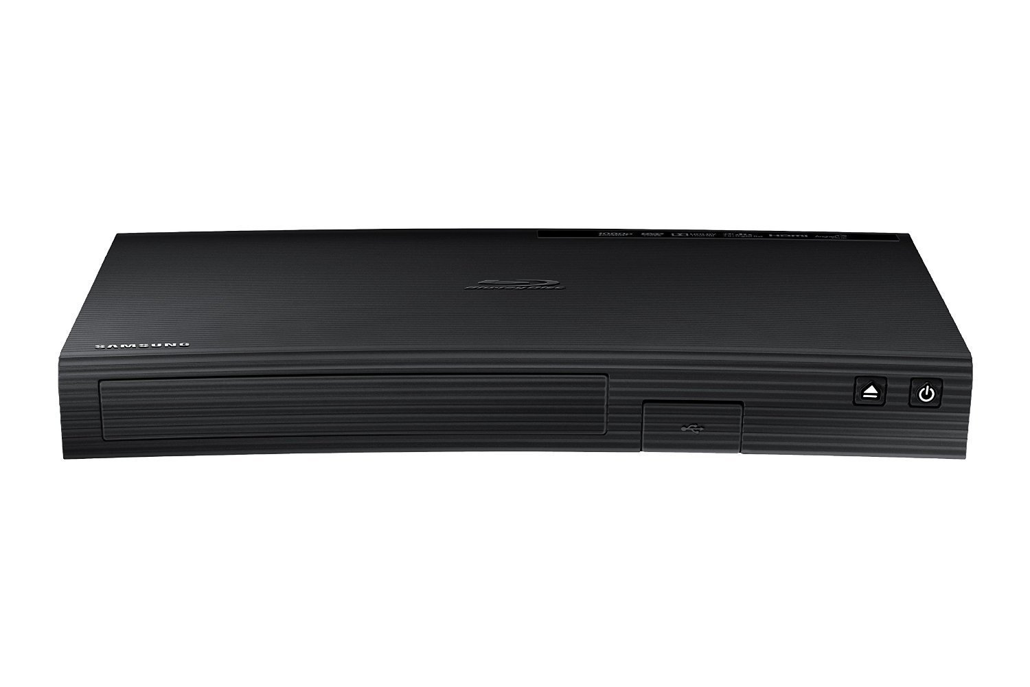 Samsung BD-J5100 Curved Blu-Ray Player (Certified Refurbished)