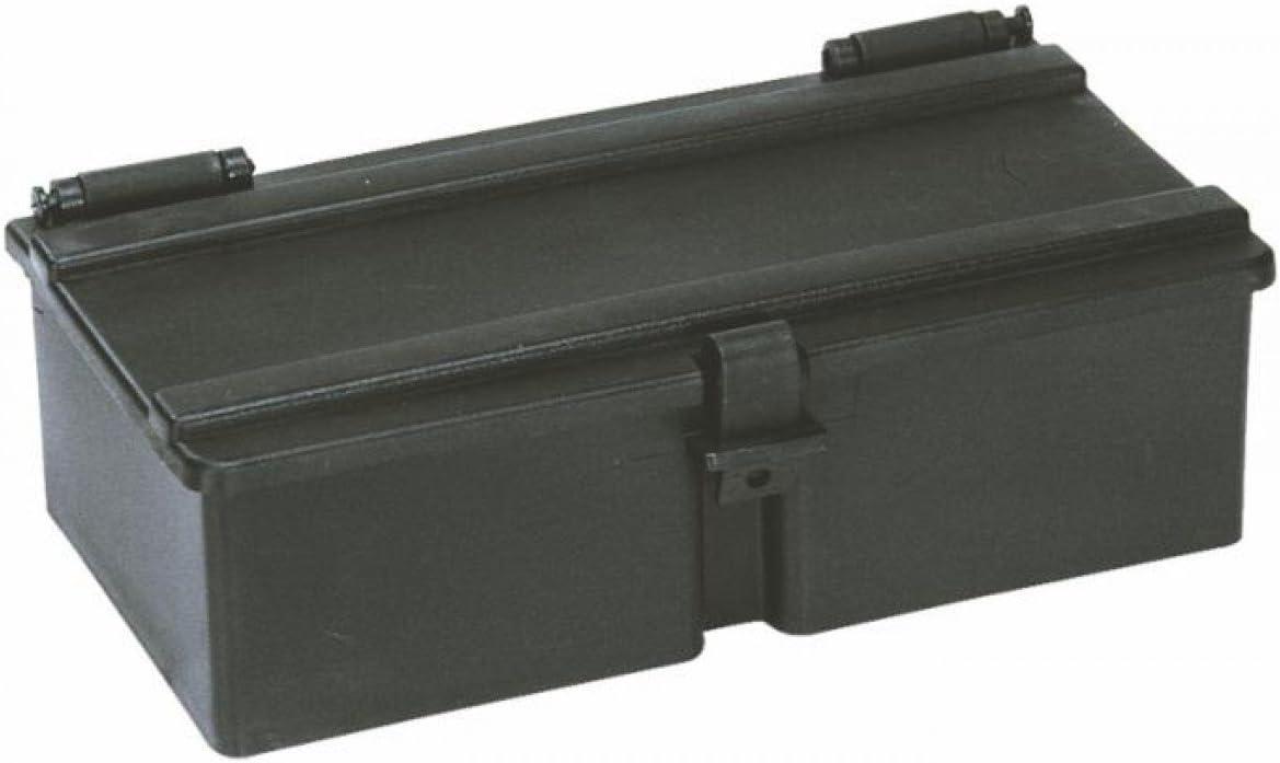 Caja de herramientas de plástico para tractores Fiat 270x 151x 136mm de ama