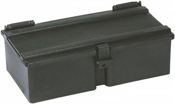 Caja de herramientas de plástico para tractores Fiat 270 x 151 x ...