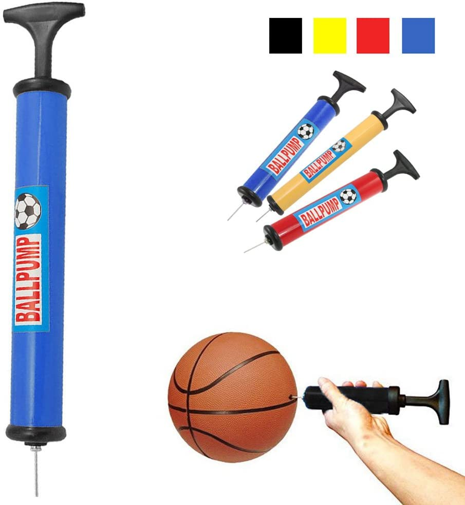 Inflator for Toys Football Basketball Volleyball Sports Ball Hand Air Pump