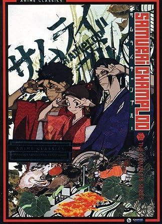 amazon co jp samurai champloo サムライ チャンプルー complete