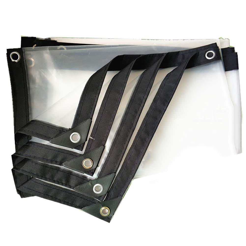 Zeltplanen Transparentes Regenschutztuch Schwere Multi Wasserdichte Plane Markise Schatten Tuch Kaltbeweises Gewächshaus - Multi Schwere Größe Options (größe : 3m10m) 41c8c1