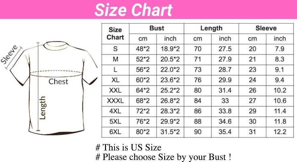 WEFAAS T-Shirt T-Shirt da Uomo A Maniche Corte T-Shirt da Mare Fun Plus Tshirt, M XL