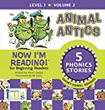Animal Antics, Nora Gaydos, 1584764295