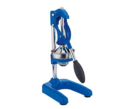 Cilio 309393 - Exprimidor de zumo, color azul brillante