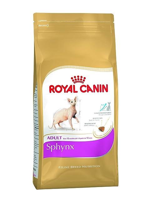Royal Canin Comida para gatos Sphynx 10 Kg