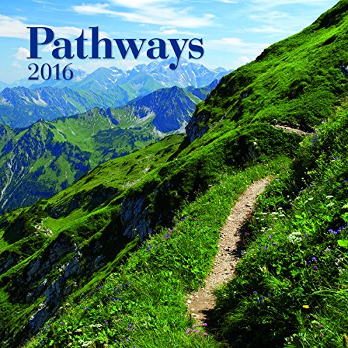 Turner Pathways 2016 Wall Calendar (8940042)