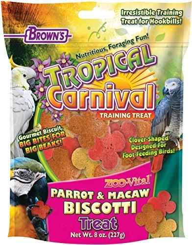 Parrot Biscuits - 8