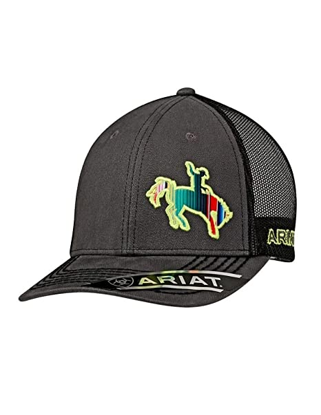 ARIAT Men s Offset Serape Bronc Rider Cap d2117b28a634