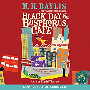Black Day at the Bosphorus Cafe Audiobook