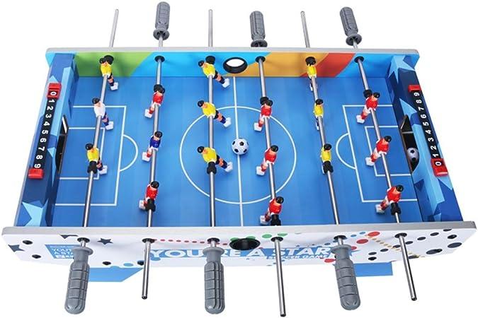 Futbolines Máquina de fútbol de mesa de 6 asientos Juguetes para niños Fútbol de mesa para