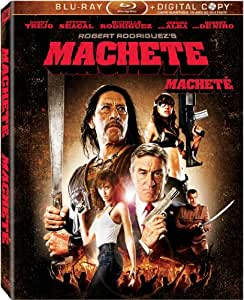 Machete [Blu-ray + Digital Copy]