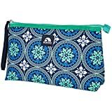 Igloo Lunch Clutch Soft Cooler, Road to Marrakech, Green/Blue, Green/Blue For Sale