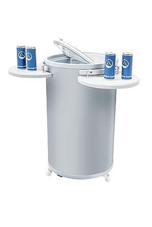 Fiesta de Cooler | Mini de getränkekühlsc hrank con tabletas como ...