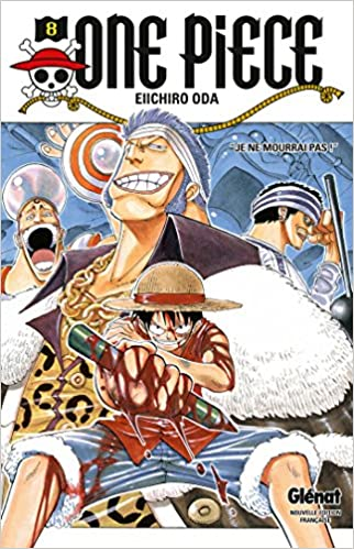 Amazon Com One Piece Edition Originale Vol 08 Je Ne