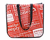 LULULEMON NEW SHOPPING Red Beach Swimming Towel GYM TOTE BAG YOGA DANCE TENNIS GOLF GYM BEACH SKATE - Large Bag
