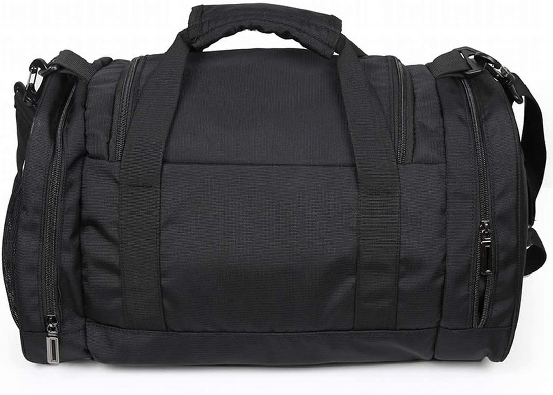 XIAMEND Water Resistant Sports Gym Travel Weekender Duffel Bag for Men and Women