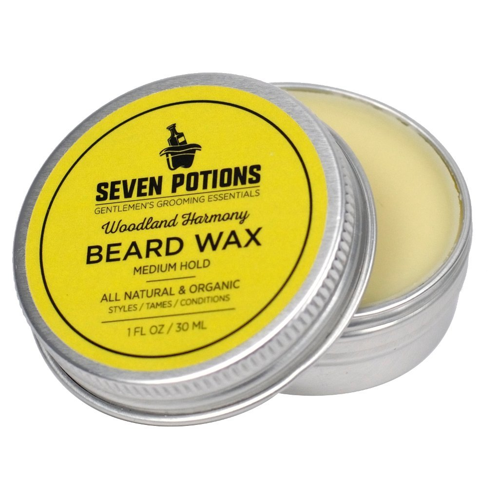 Beard wax product