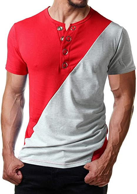 NISHISHOUZI Camisa de Polo Polo Cedar la Moda Masculina ...