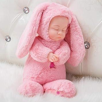 Amazon.es: MYYXGS Baby Girl Doll Boy Doll muñeca acompañante ...