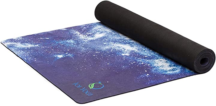 Amazon.com : JOI YOGI Eco Fusion Divine Space Yoga Mat ...