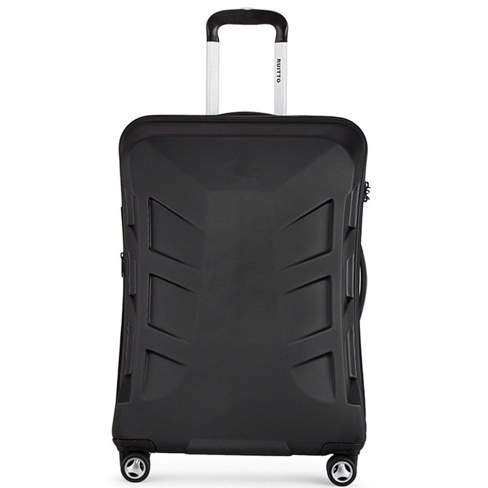 軽量スーツケース プルボックスカルダンホイールスーツケース男性スーツケーススクラッチプルーフスーツケースシャーシ。 旅行スーツケース (サイズ : 20) B07SKFCLWH  20