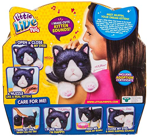 Little Live Pets Muffin My Dream Kitten by Little Live Pets (Image #2)
