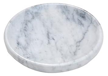 Amazon.com: CraftsOfEgypt - Jabonera de mármol blanco ...