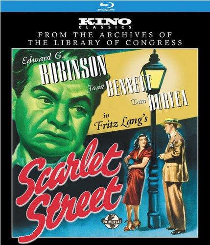 Scarlet Street: Kino Classics Edition ()