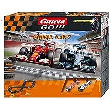Carrera GO!!! - Final Lap! Track Set by Carrera USA