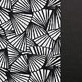 Monterey Club Ladies Mallard Contrast Print 3/4 Slv Shirt #2669