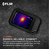 FLIR C3-X Compact Thermal Camera, Inspection Tool