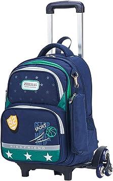Ni/ña Ni/ño 2 Ruedas con Ruedas Equipaje De Viaje para Ni/ños con Bolsa Trolley Ni/ños Trolley Mochila Escolar Bolso