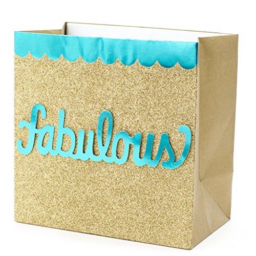 (Hallmark Signature Medium Gift Bag (Glitter Fabulous))