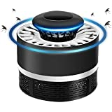 SZSMART Moskito Killer Insektenvernichter Elektrisch Insektenschutz Stille Moskito Killer Lampe USB Ultraviolett Mückenfalle für Zuhause Küche Büro Baby Schlafzimmer Camping Travel …