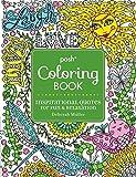Posh Adult Coloring Book: Inspirational Quotes for Fun & Relaxation: Deborah Muller (Posh Coloring Books) by Deborah Muller (2016-01-05)