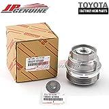 Genuine OEM Toyota New Oil Filter Housing Cap + Plug 15620-31060 15643-31050