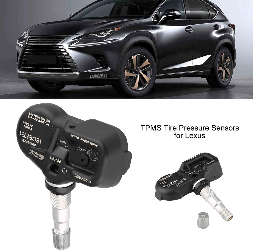 TPMS 4260748010 Car Vehicle Tire Pressure Monitoring Sensor 4260730060 for Camry Land Cruiser C-Hr for Rx450H Lx570 Ls500H Rx450Hl 2015-2018
