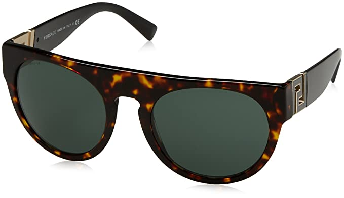 300ad6f6a1 Amazon.com  Versace sunglasses VE 4333 108 71 HAVANA  Versace  Clothing