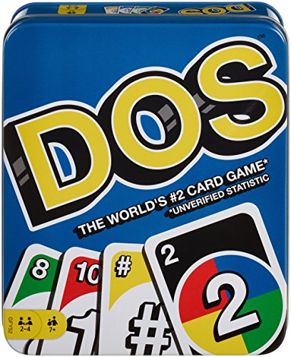 Dos Tin Card Game [Amazon ()