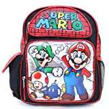 Accessory Innovations Super Mario Backpack Bag, Small