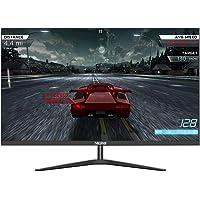 Thinlerain - Monitor 27 Pulgadas 144 Hz, Full HD 1920 x 1080 IPS Pantalla LED Monitor Juegos, (5 ms, HDMI/VGA), Color…