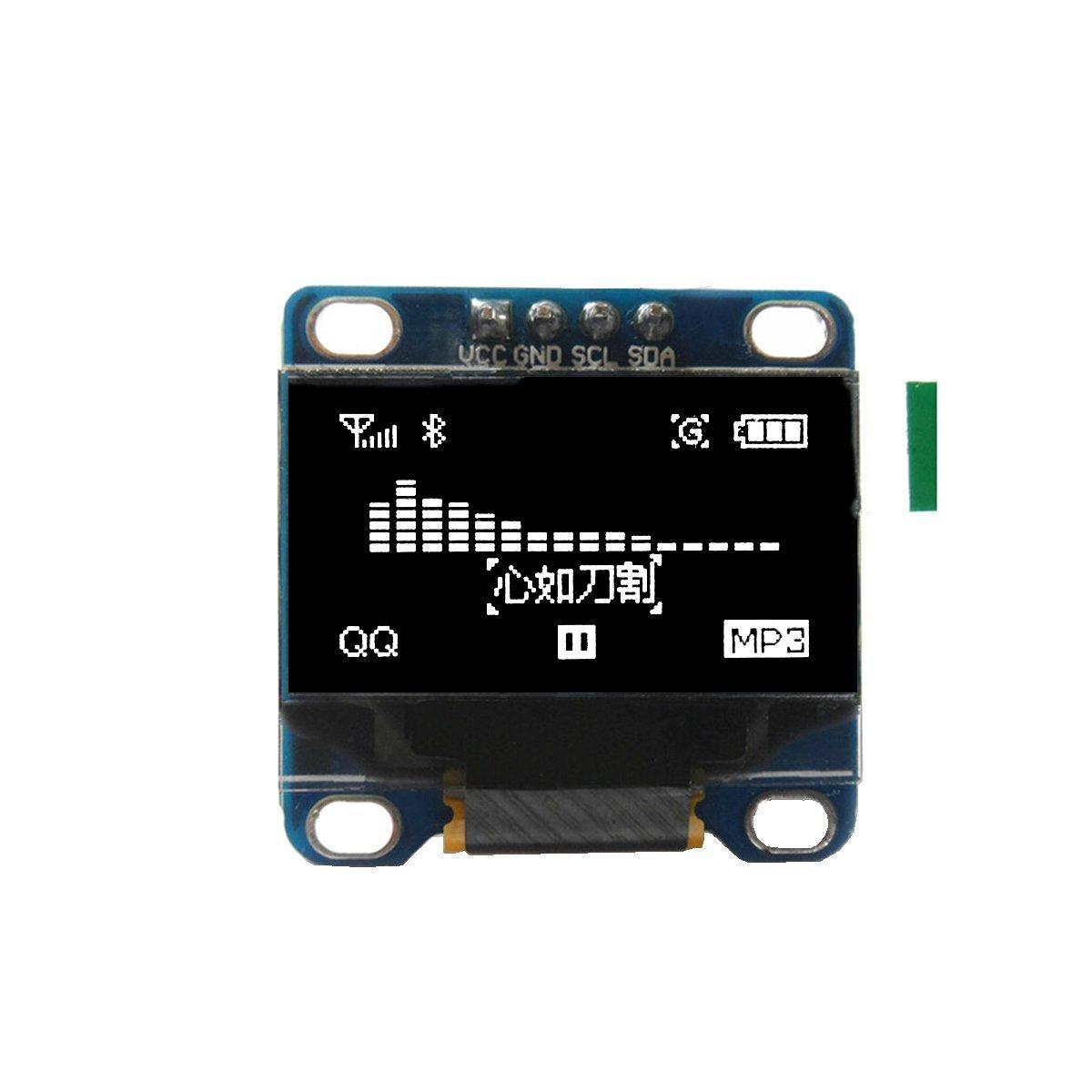 Amazon com: OLED LCD Display,LANMU 0 96