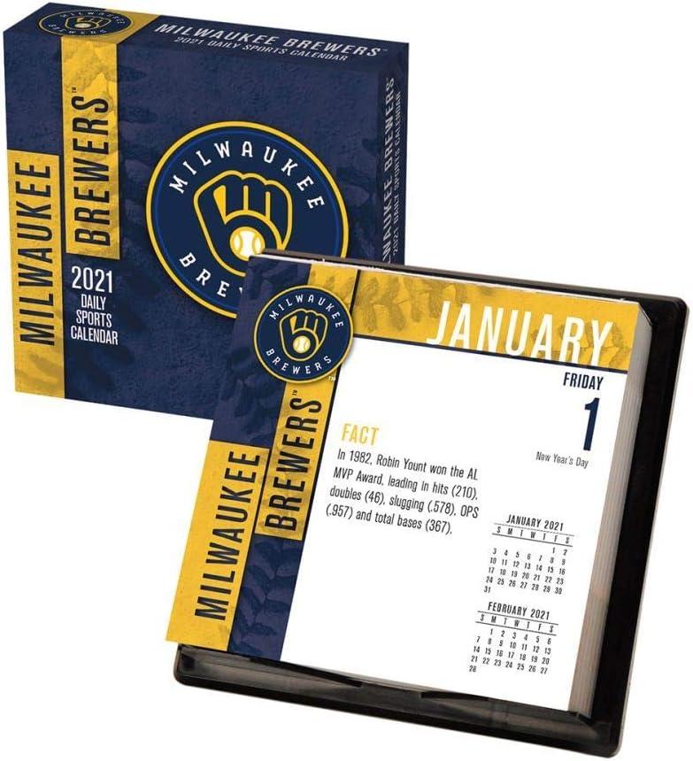 TURNER Sports Green Bay Packers 2021 Box Calendar 21998051439