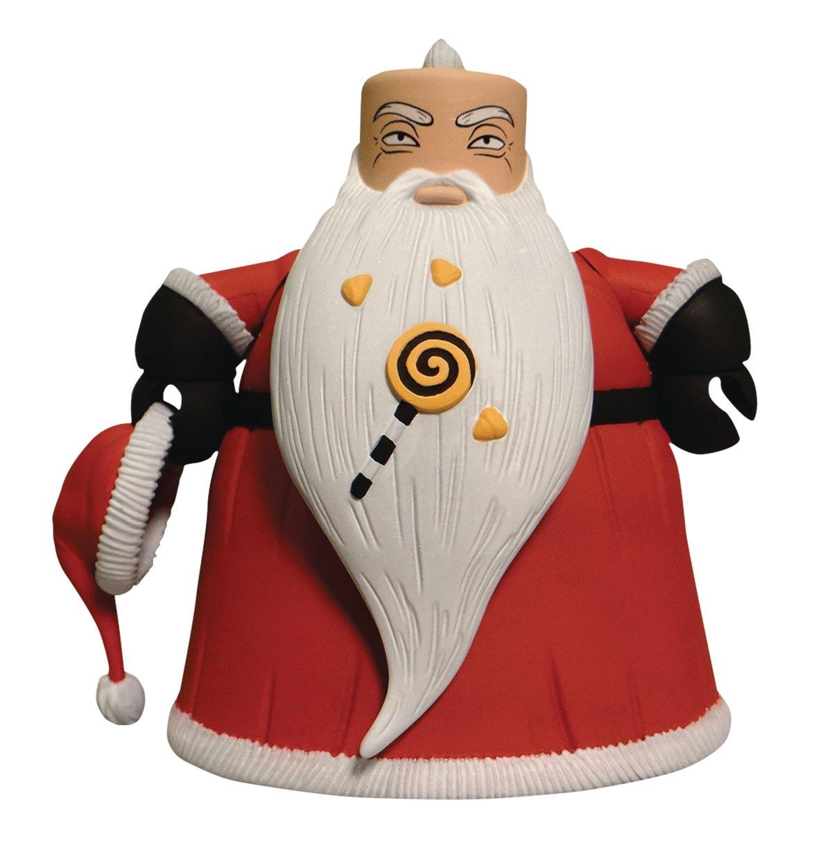 Diamond Select Toys The Nightmare Before Christmas Santa Claus Vinimate Figure MAR172740