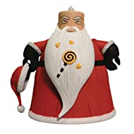 DIAMOND SELECT TOYS The Nightmare Before Christmas Santa Claus Vinimate Figure